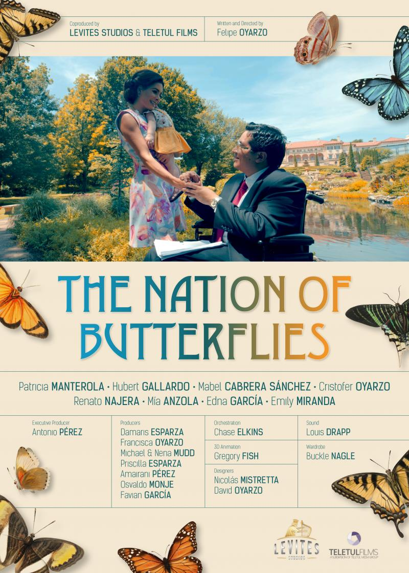 the nation of butterflies Patricia Manterola